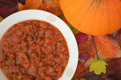 Perfect Pumpkin Chili