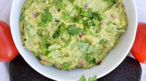 Holy Moley the Best Guacamole!