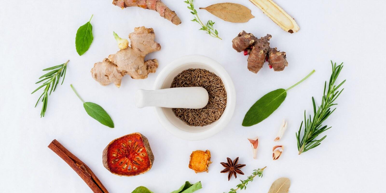 Healing Disease with food